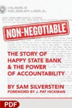 Non-Negotiable: The Story of Happy State Bank & The Power of Accountability(E-Book PDF Download) by Sam Silverstein