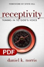 Receptivity: Tuning in to God's Voice (E-Book PDF Download) by Daniel Norris