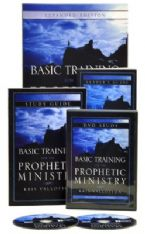 Basic Training for the Prophetic Ministry Curriculum (Kit) by Kris Vallotton