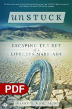 Unstuck: Escaping the Rut of a Lifeless Marriage (E-book PDF Dowload) by Barry Ham