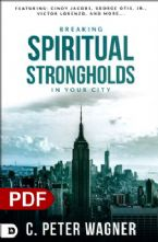 Breaking Spiritual Strongholds in Your City (E-Book PDF Download) by C. Peter Wagner