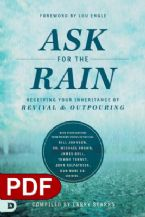 Ask for the Rain: Receiving Your Inheritance of Revival and Outpouring (e-Book PDF Download) by Larry Sparks