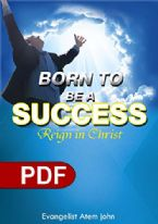Born To Be A Success Reign in Christ(Ebook PDF Download)