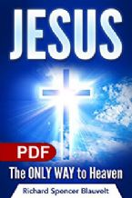 Jesus The Only Way To Heaven Meet Jesus The Son of God(EBook PDF Download)
