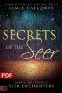 CSecrets of The Seer (PDF Download) by Jamie Galloway - Click To Enlarge