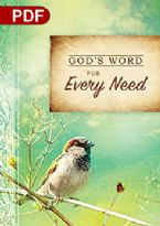 God's Word for Every Need (PDF Download) by Mark Stibbe