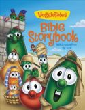 CVeggieTales Bible Storybook: With Scripture from the NIRV (Bible) By Cindy Kenney - Click To Enlarge